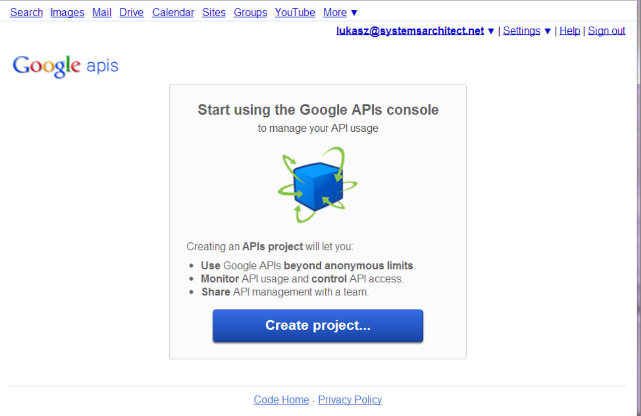 automated backups to google drive with php api systems architect